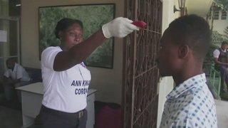 UN warns Haiti aid response is underfunded