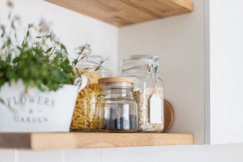 Genius Ways to Organize Your Pantry Using Dollar Store Items