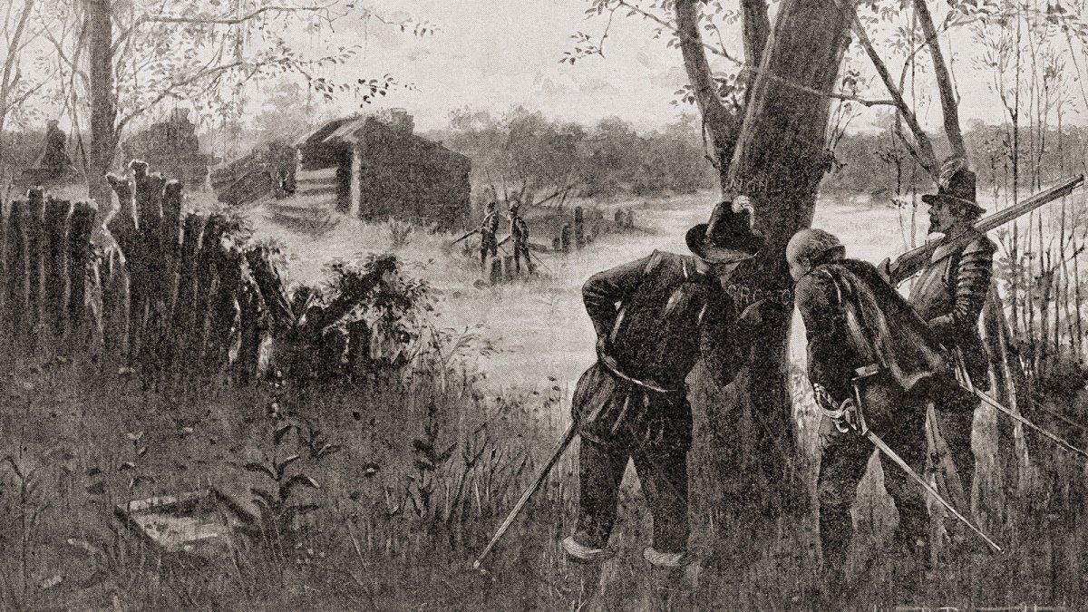 What Happened to the Lost Colony at Roanoke?