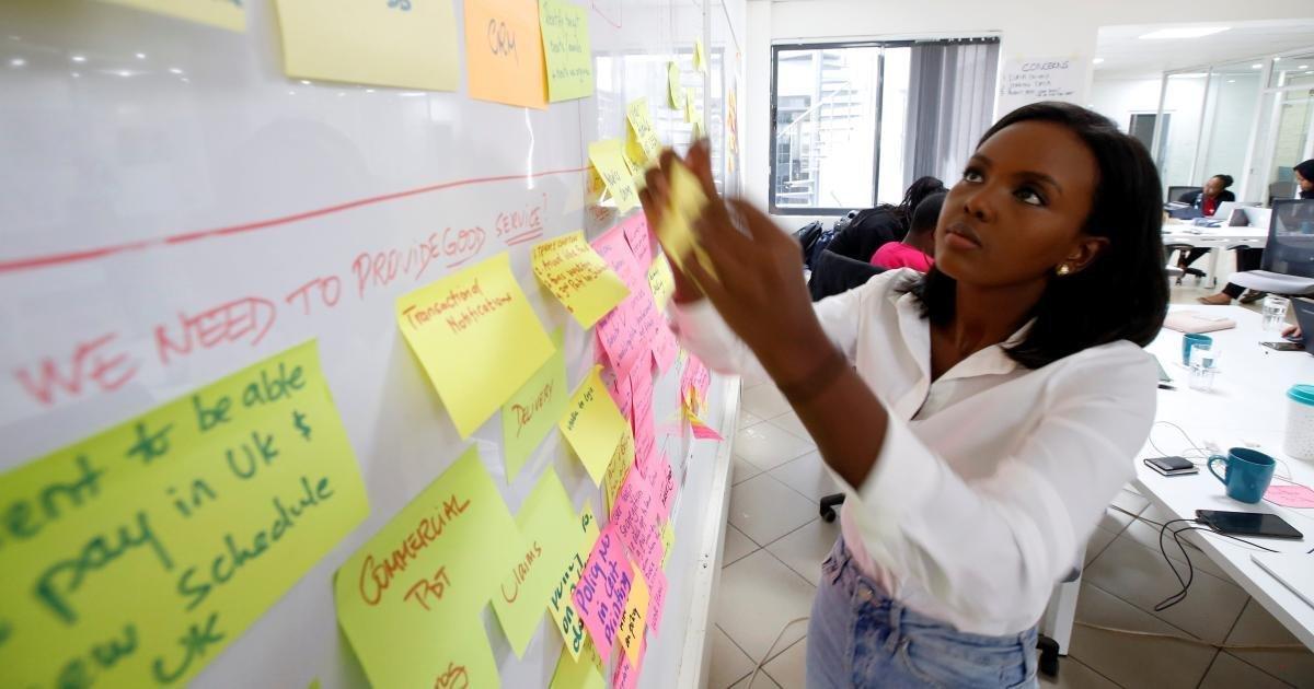 Meet the female entrepreneurs leading innovation in Africa