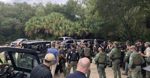 Florida search for Gabby Petito's boyfriend suspended