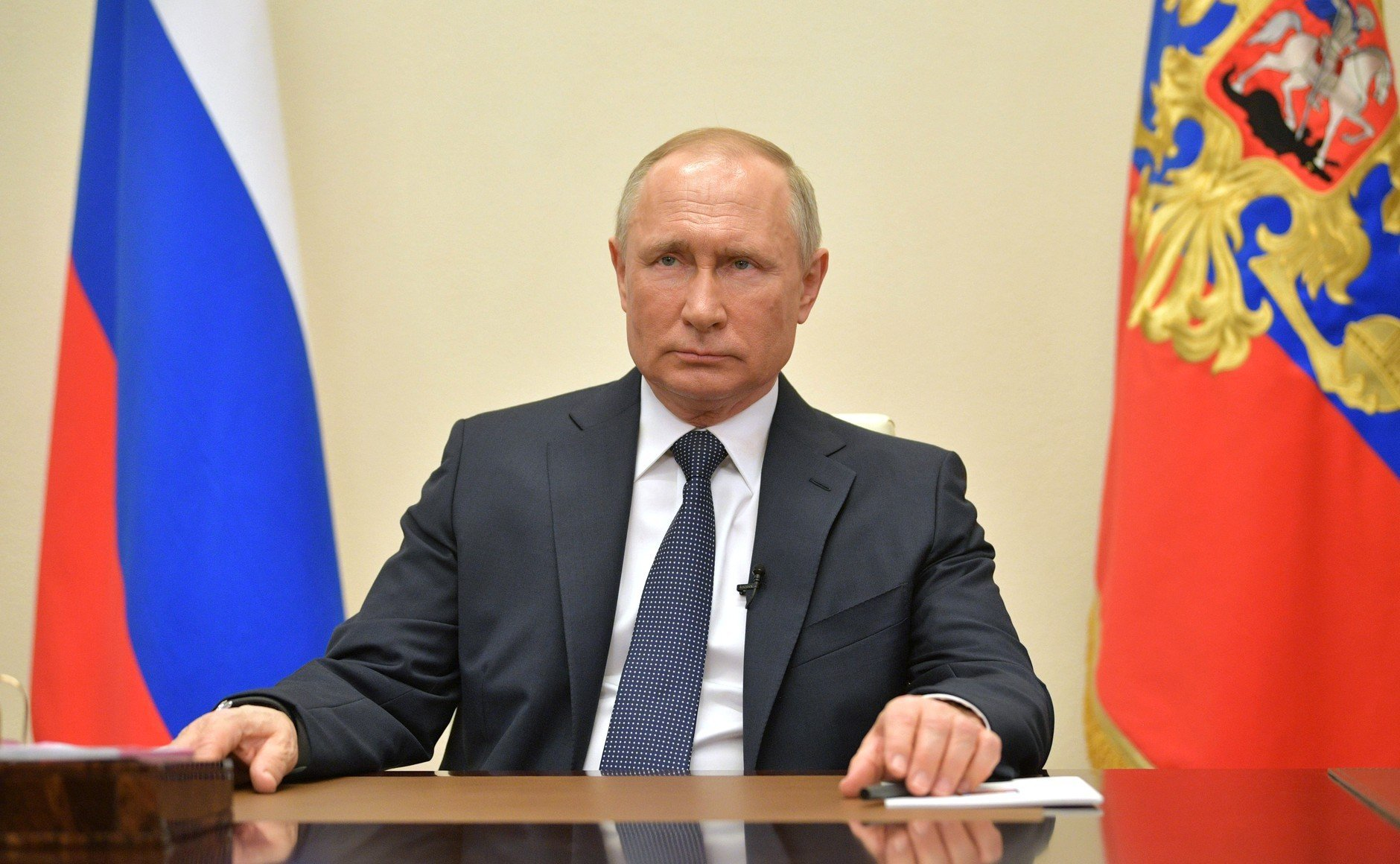 Listen: Russia Reacts to Biden's New Sanctions