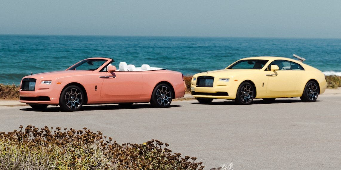 Rolls-Royce Is Dropping the Wraith and Dawn from the U.S. Lineup
