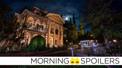 Who is Going to Star in Disney's New Haunted Mansion Movie?