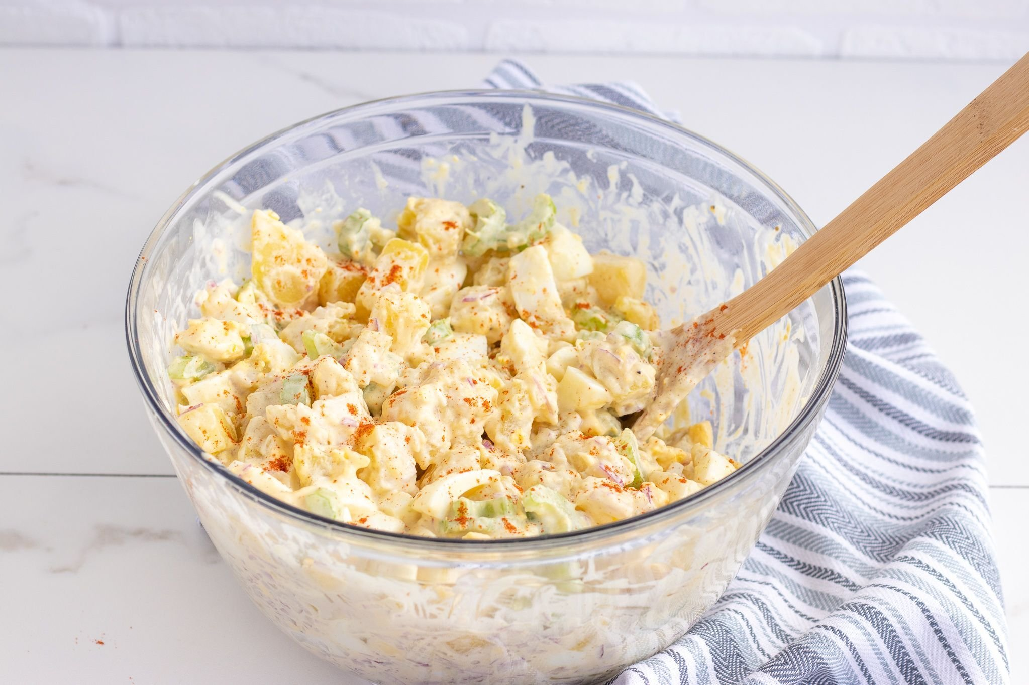 Quick and Easy Instant Pot Potato Salad