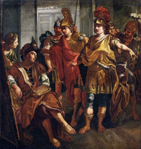 Apelles: The Ancient World's Greatest Painter