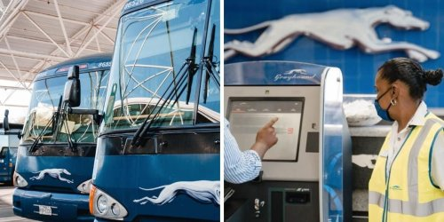 Greyhound Buses Between Canada & The US Are Back