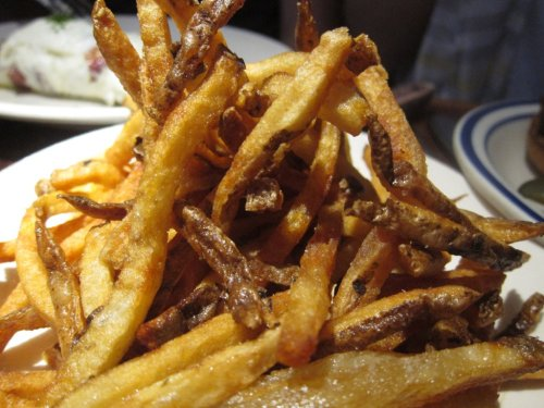 French fries? Yes please