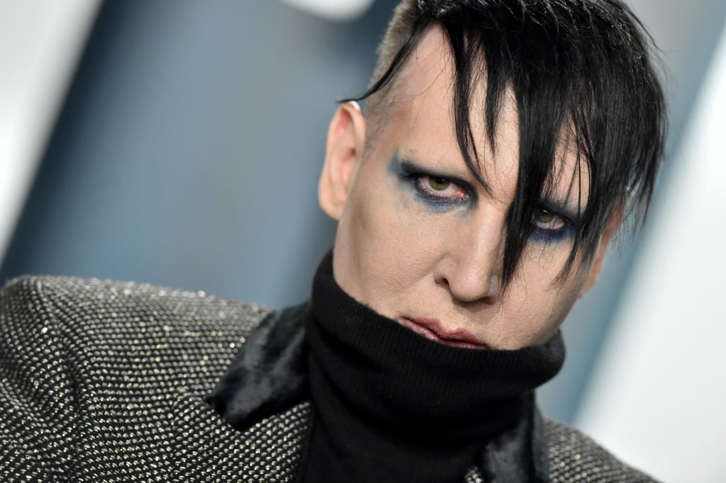 Marilyn Manson fights claims of electrocution, 'nazi' whips and knives, biting