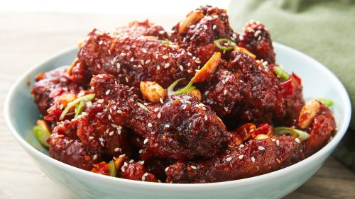Double-Fried Korean Fried Chicken Is Super Extra Crunchy