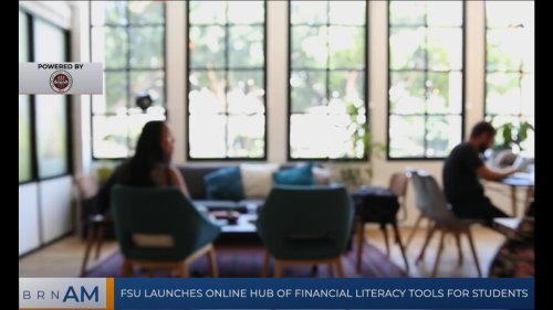 BRN AM   FSU launches online hub of financial literacy tools for students