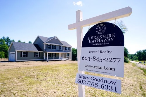 Sales of new homes fall 6.6% in June