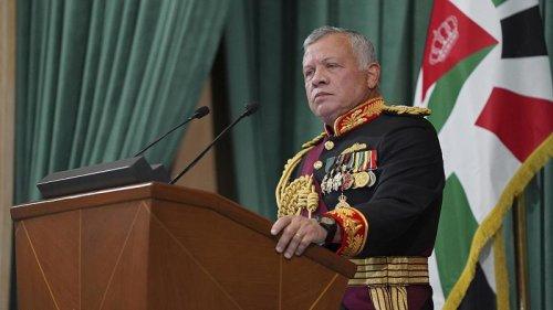 Jordan FM says crown prince conspired in 'malicious plot' to destabilise kingdom