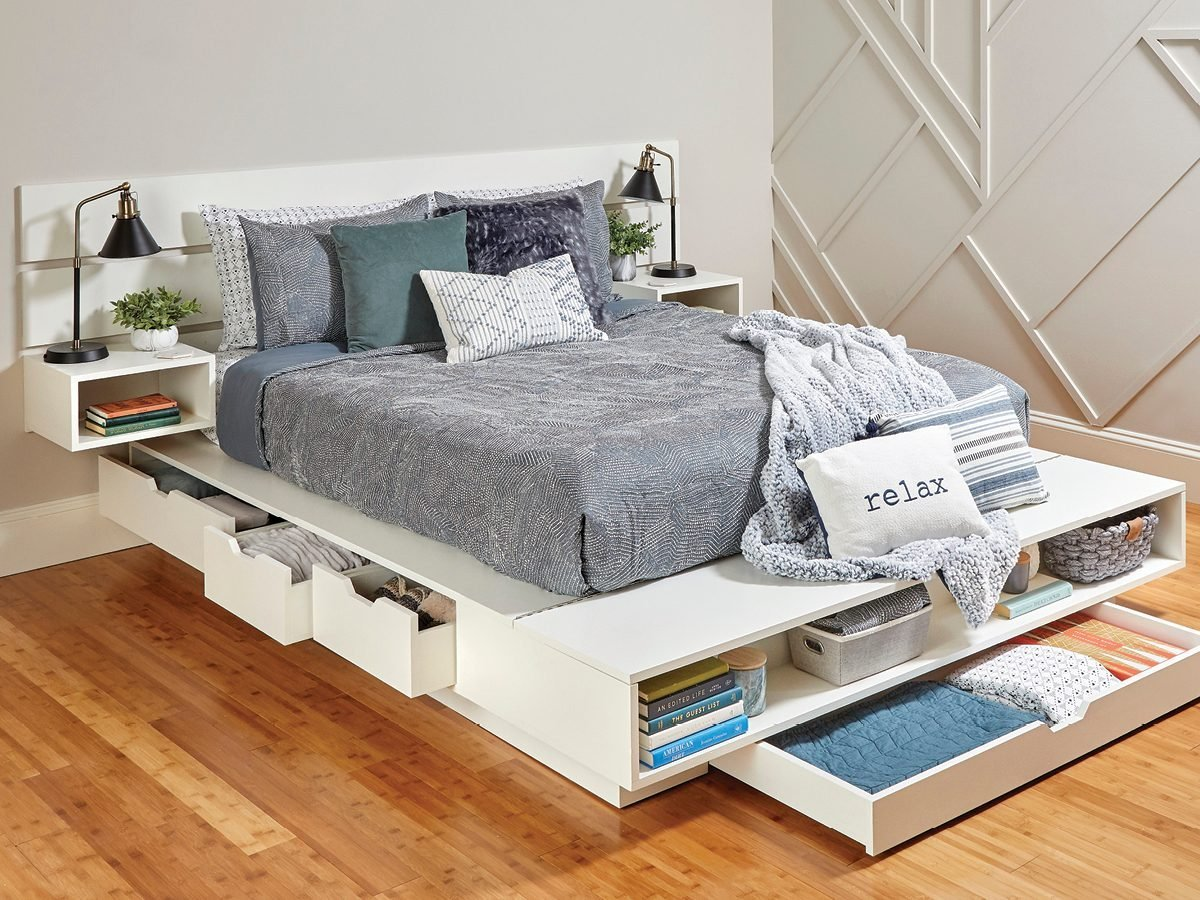 Got Clutter? Transform Your Space With Functional Furniture and Built-in Storage