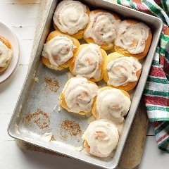 Discover baking