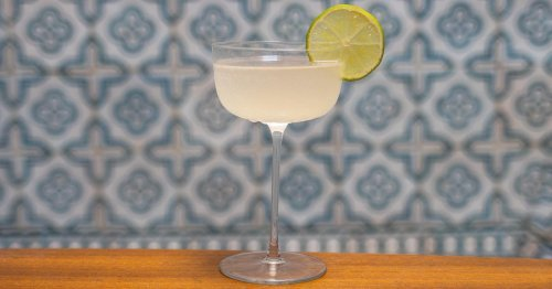 Hemingway Daiquiri - As Seen on the PBS Miniseries