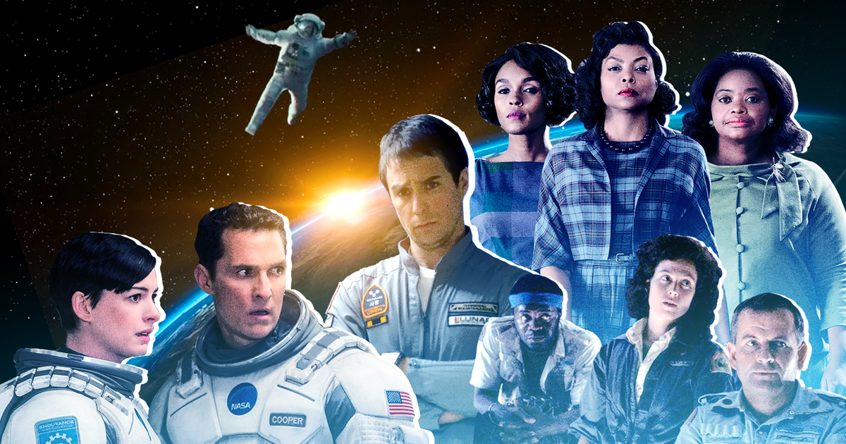 Top 30 Space Movies to Satisfy Your Urge to Travel to the Stars