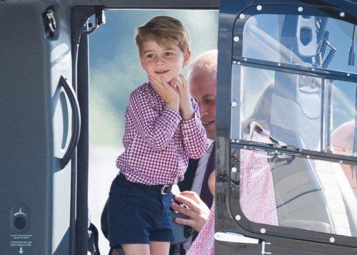 Wishing Prince George a Very Happy 8th Birthday!
