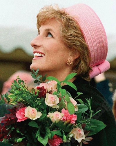 Lady Di - The princess of the people cover image