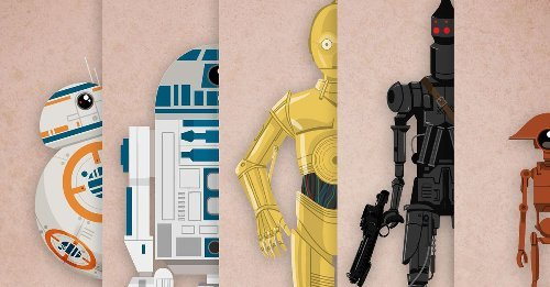 Star Wars Droids Ranked by Usefulness + 30 Star Wars Facts You Didn't Know