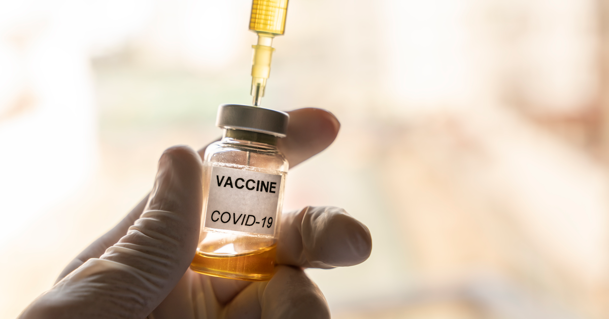 Sorry, the COVID Vaccine Won't Make You Magnetic [VIDEO]
