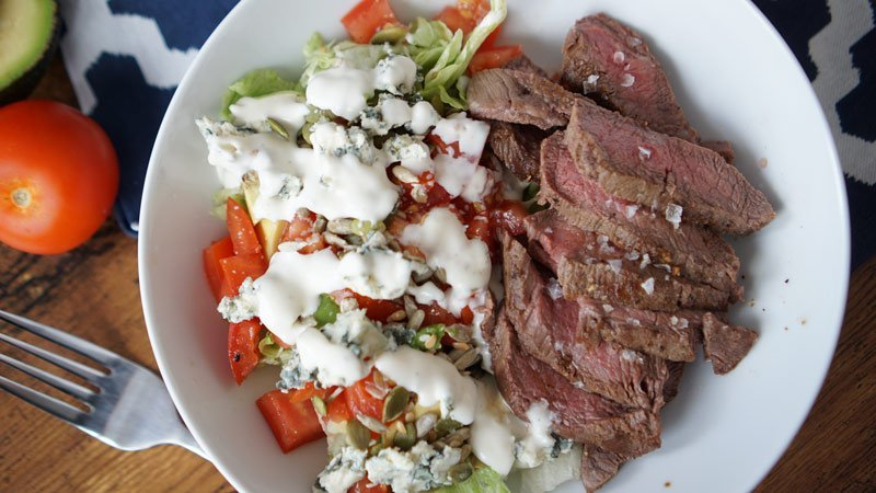 5 Keto Salads to Try for Lunch