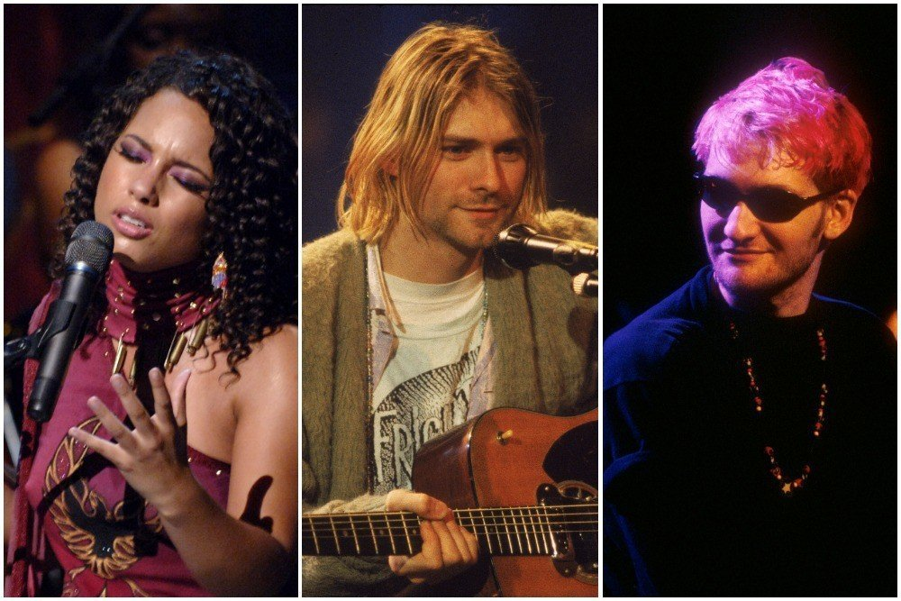 The best MTV Unplugged performances, ranked