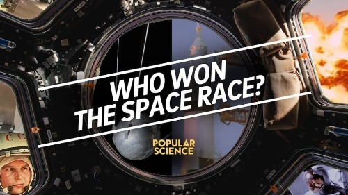 Who actually won the space race?
