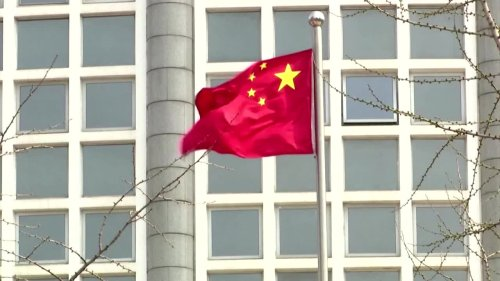 Chinese stocks drop after SEC delisting measures