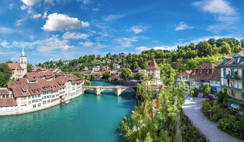 MOST BEAUTIFUL VILLAGES AND TOWNS IN SWITZERLAND