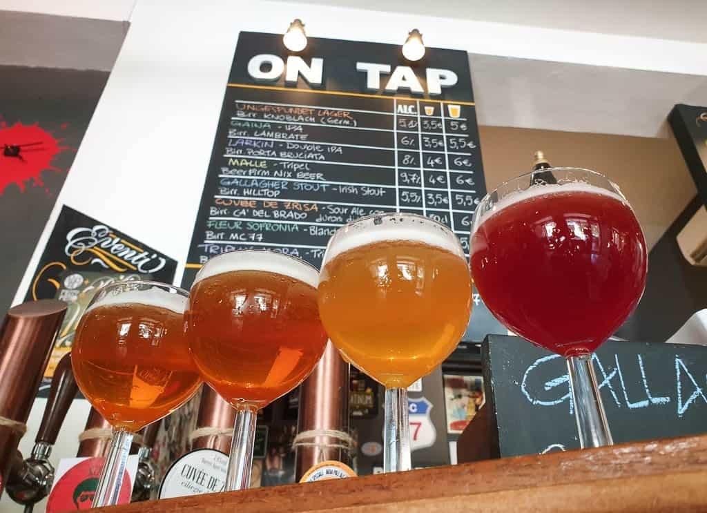Beer, Beer, and More Beer
