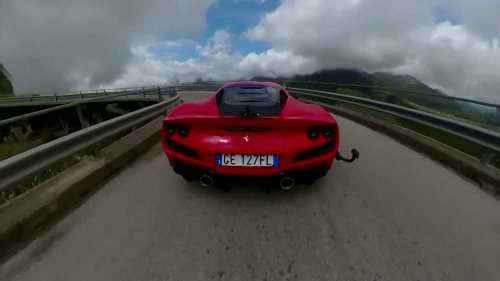 Ferrari profits triple, but EV challenge looms