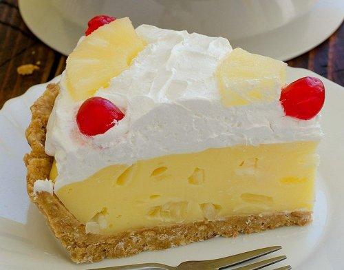 Amazing Pina Colada Desserts That Are Making A Comeback