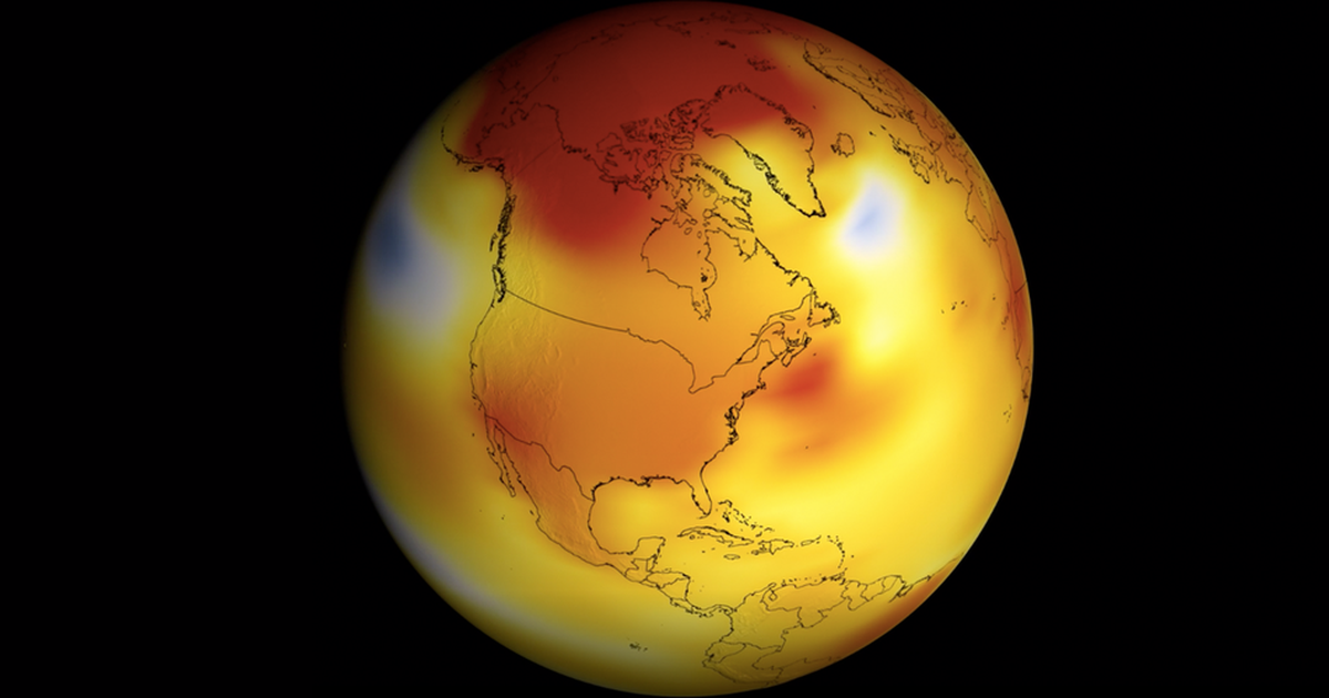 See the Dozens of Grim Climate Graphs Censored by Trump