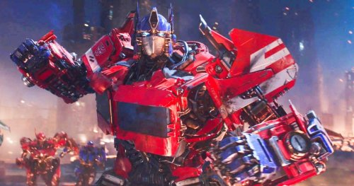 Transformers: Rise of the Beasts Updates, and More