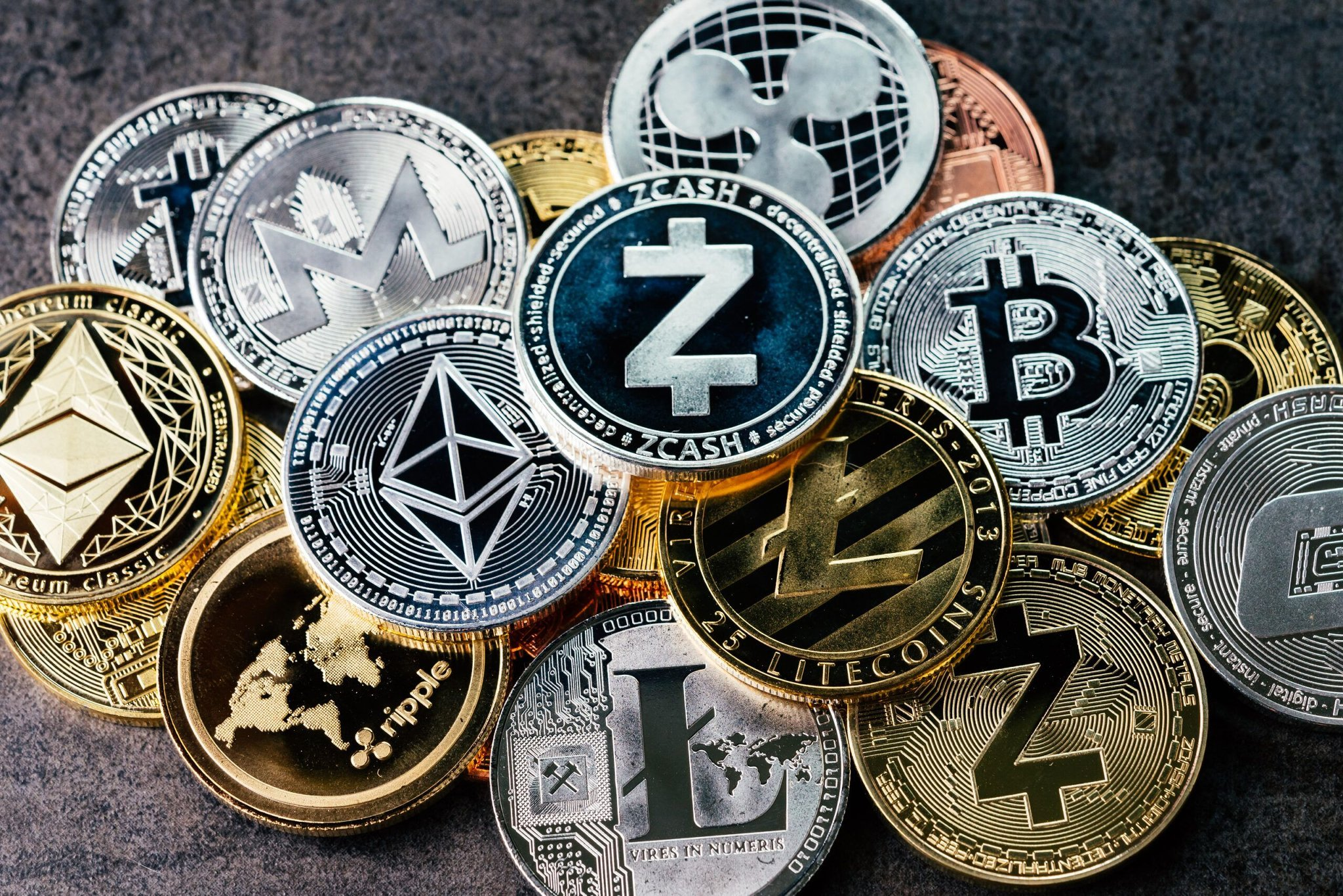 Not Just Bitcoin: All The Cryptocurrencies You've Never Heard Of