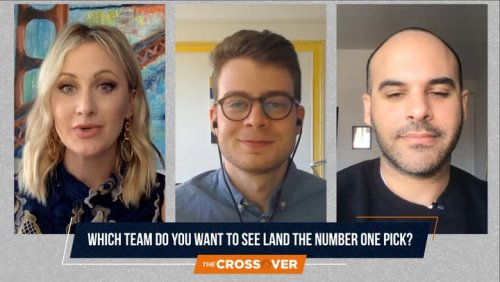 The Crossover: Which Team Do You Want to See Land the Number One Overall Pick?