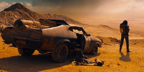 The vehicles you want during an apocalypse