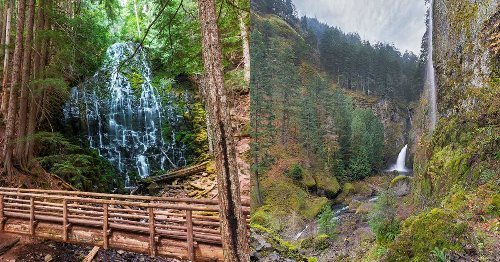 7 Gorgeous Hikes Near Portland That Make For The Perfect Spring Daytrip