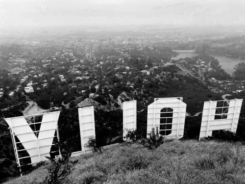 Photographing Los Angeles