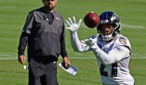 Ravens' J.K. Dobbins: 'I can catch the ball a little bit' | VIDEO
