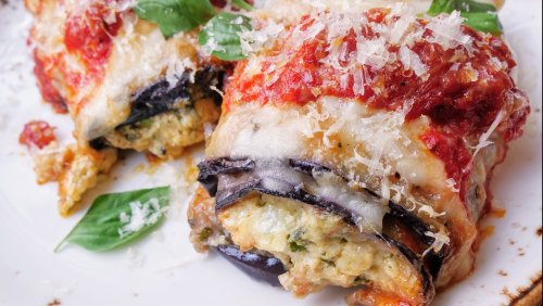 Fans Of Eggplant Parm, Say Hello To Eggplant Rollatini