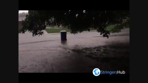 US: Flash Flooding Hits Northern Alabama
