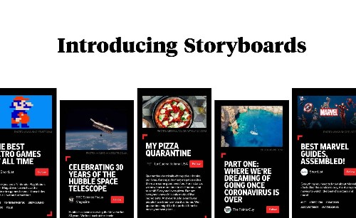 Meet Storyboards: The Newest Form Of Curation On Flipboard