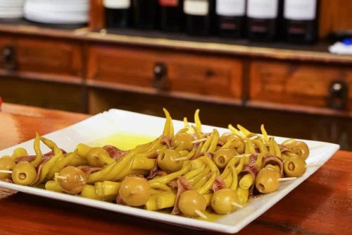 Eating and Drinking in Spain