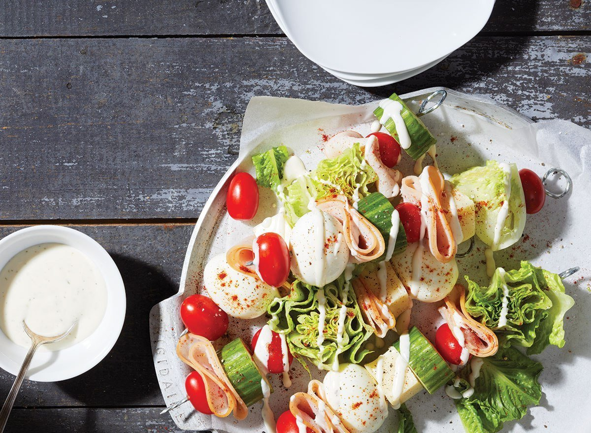 10 Summer Salad Recipes You'll Make Over and Over Again