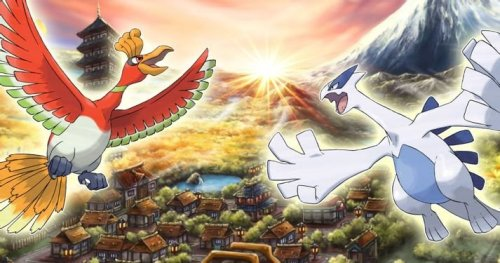Pokemon Gen 2 Is One Of The Best Designed RPGs Of All Time
