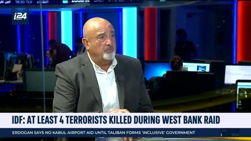 'Those who were killed were those who resisted arrest' says a former Israeli intelligence officer