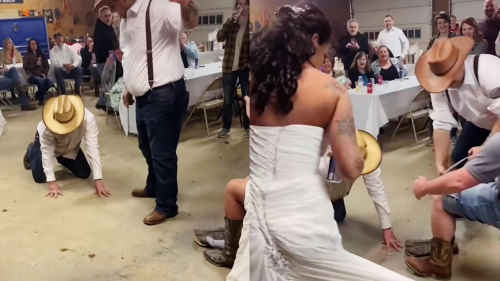 'Hilarious Scenes from a Wild Wedding Afterparty in Adairsville'