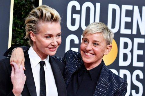 Portia De Rossi 'Pushing' Ellen DeGeneres To Leave Hollywood?